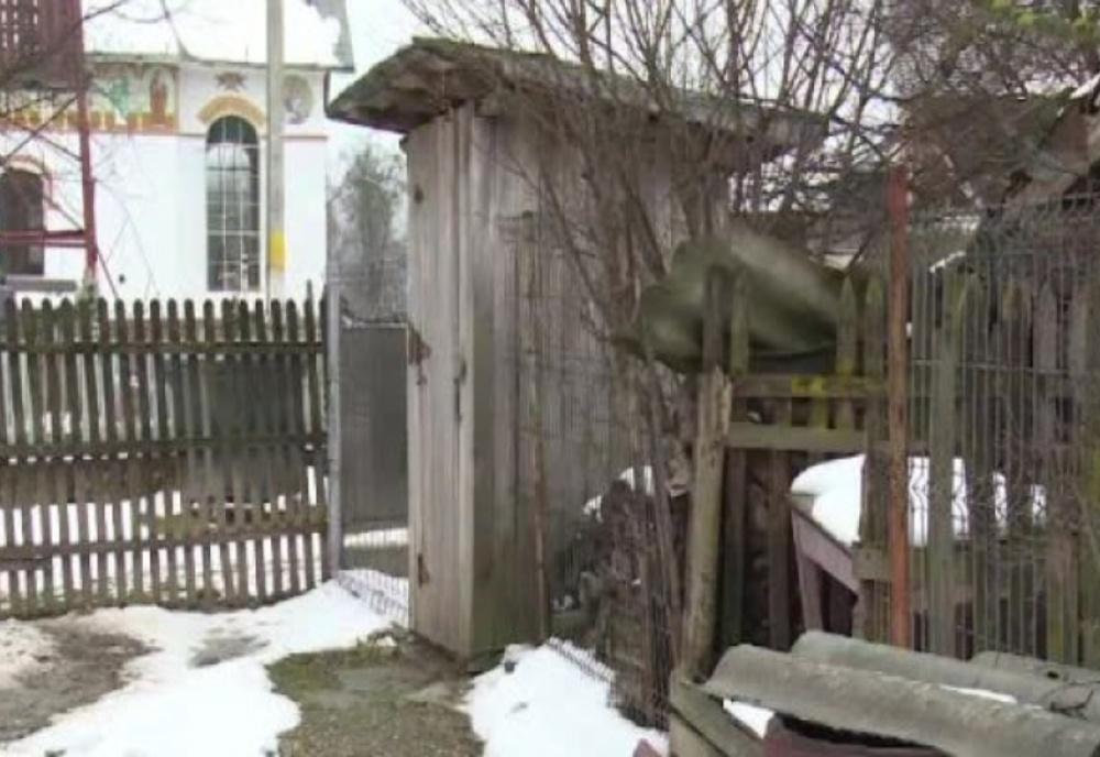 O femeie a căzut într-un WC vechi din curtea unui cabinet medical din Ialomiţa  !!