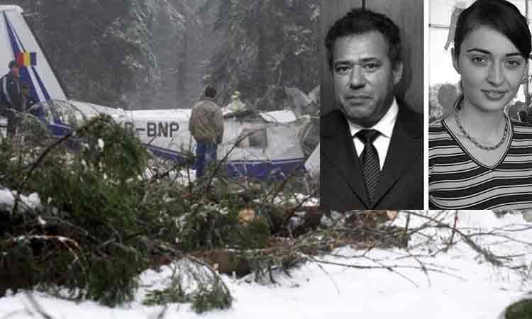 Astazi se implinesc 6 ani de la tragedia aviatica din Apuseni. Anuntul facut de familia Aurei Ion
