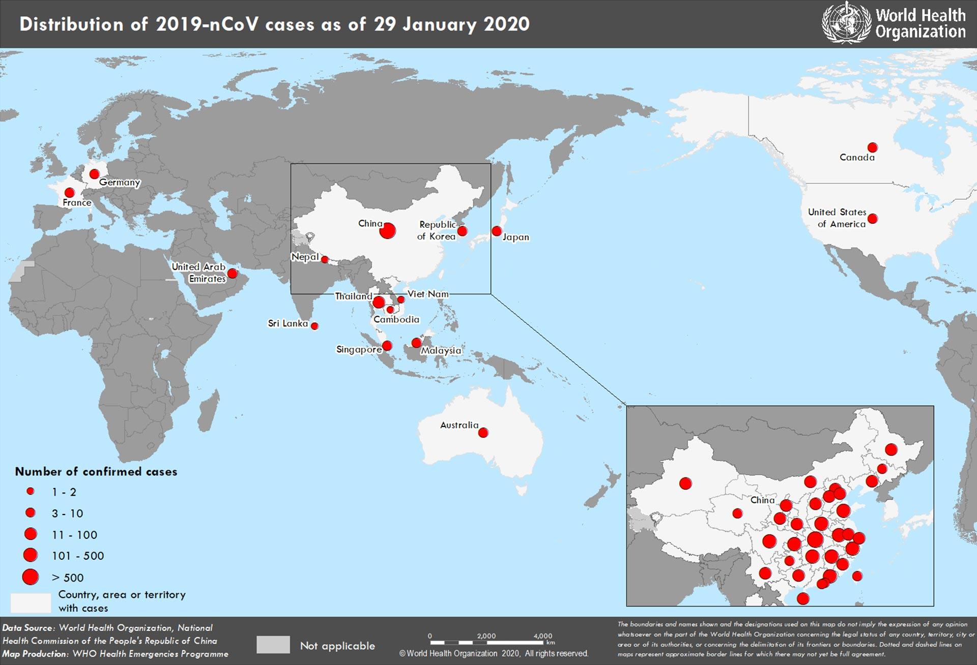 Numărul deceselor în China a ajuns la 170. Numărul persoanelor infectate este în creştere!