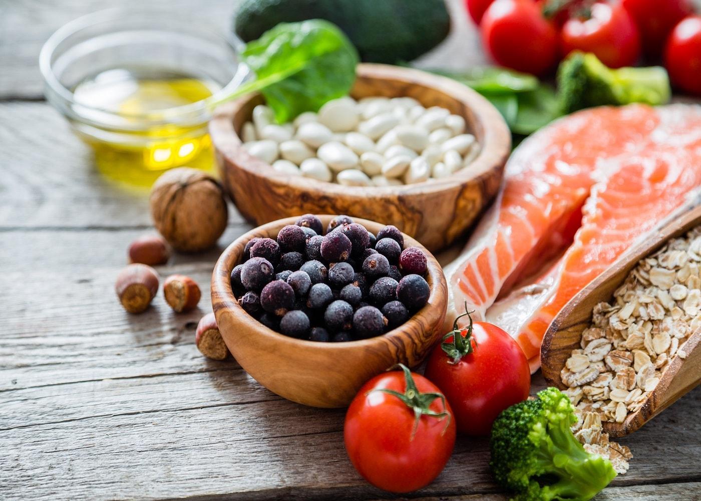 Alimentaţia sănătoasă – reguli de bază pentru o viaţă ferită de boli!