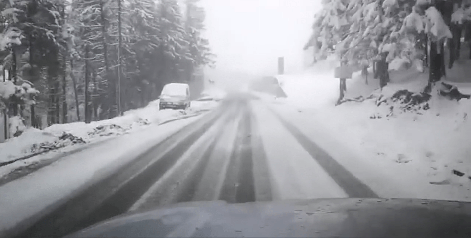 ANM anunță că vine iarna în România!