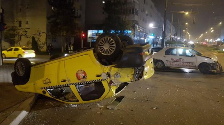 A murit taximetristul care a încercat să îşi salveze clienţii de impactul cu un şofer inconştient, la Baia Mare !