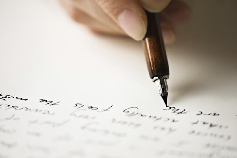 Azi 23 ianuarie sărbătorim ziua scrisului de mână! Handwriting DAY
