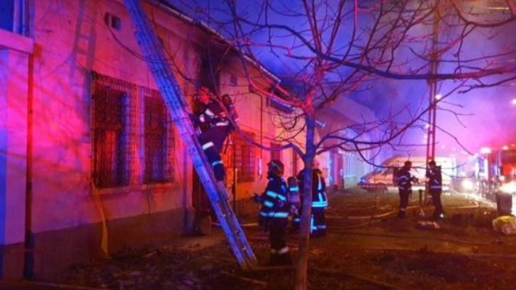 Incendiu DEVASTATOR la Timișoara! Patru copii găsiți carbonizați, cel mai mic avea doar 4 luni