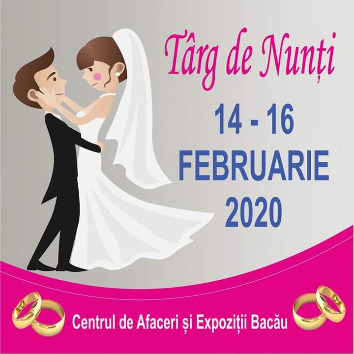 """Târg de nunți la Centrul de Afaceri și Expoziții """"Mircea Cancicov"""" din Bacău!"""