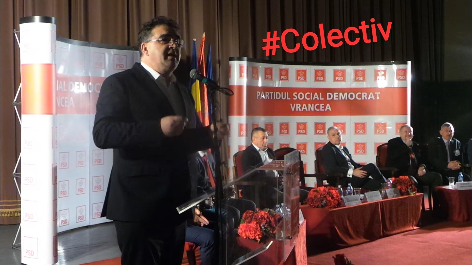 """VIDEO: """"A venit #Colectiv si a cazut Guvernul"""" a declarat Oprișan! #Colectiv e de vină că Moldova nu are autostradă!"""