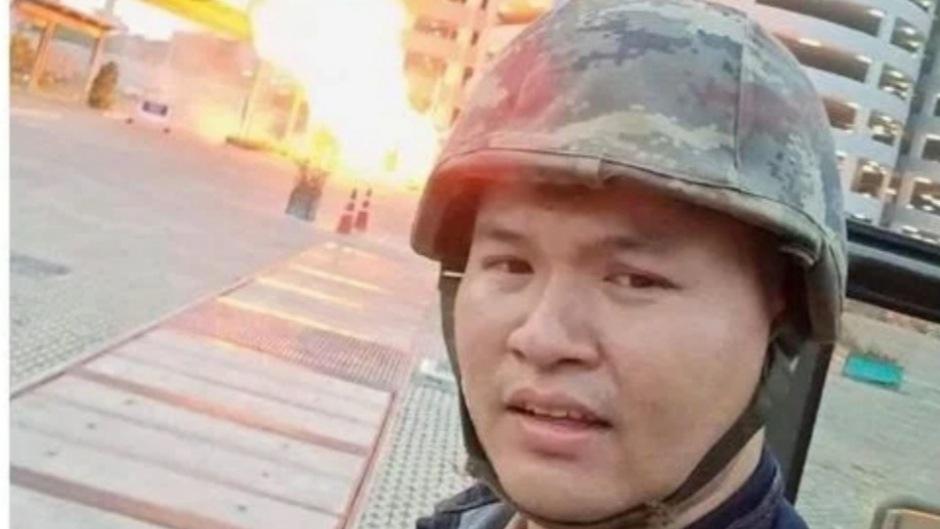 """""""Credeți că puteți cheltuii banii în IAD?"""" unul din mesajele soldatului din Thailanda înainte de atac! Acesta a fost împușcat mortal duminică dimineața!"""