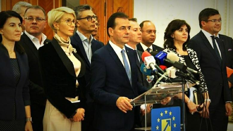 Guvernul Orban 2, nici o schimbare în echipa de miniștri față de guvernul Orban 1, un nou program de guvernare