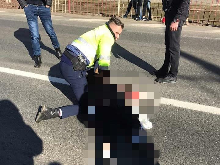 FOTO: Ea este tânără accidentă mortal pe trecerea de pietoni din județul Arad!