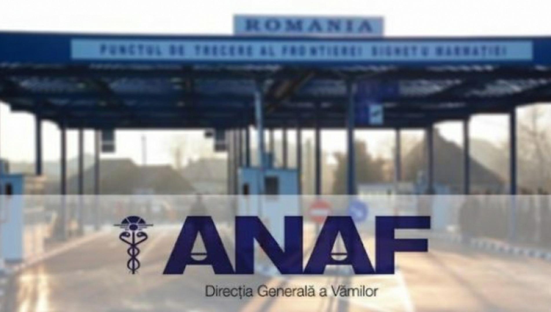 De ultimă oră: ANAF anunţă că sistemul informatic vamal nu va funcţiona de vineri până luni