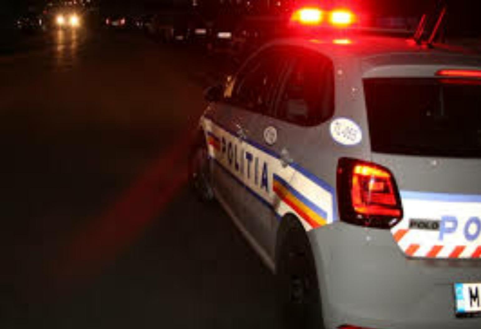 Urmărire ca-n filme și focuri de armă pe străzile din Capitală, șoferul nu avea permis