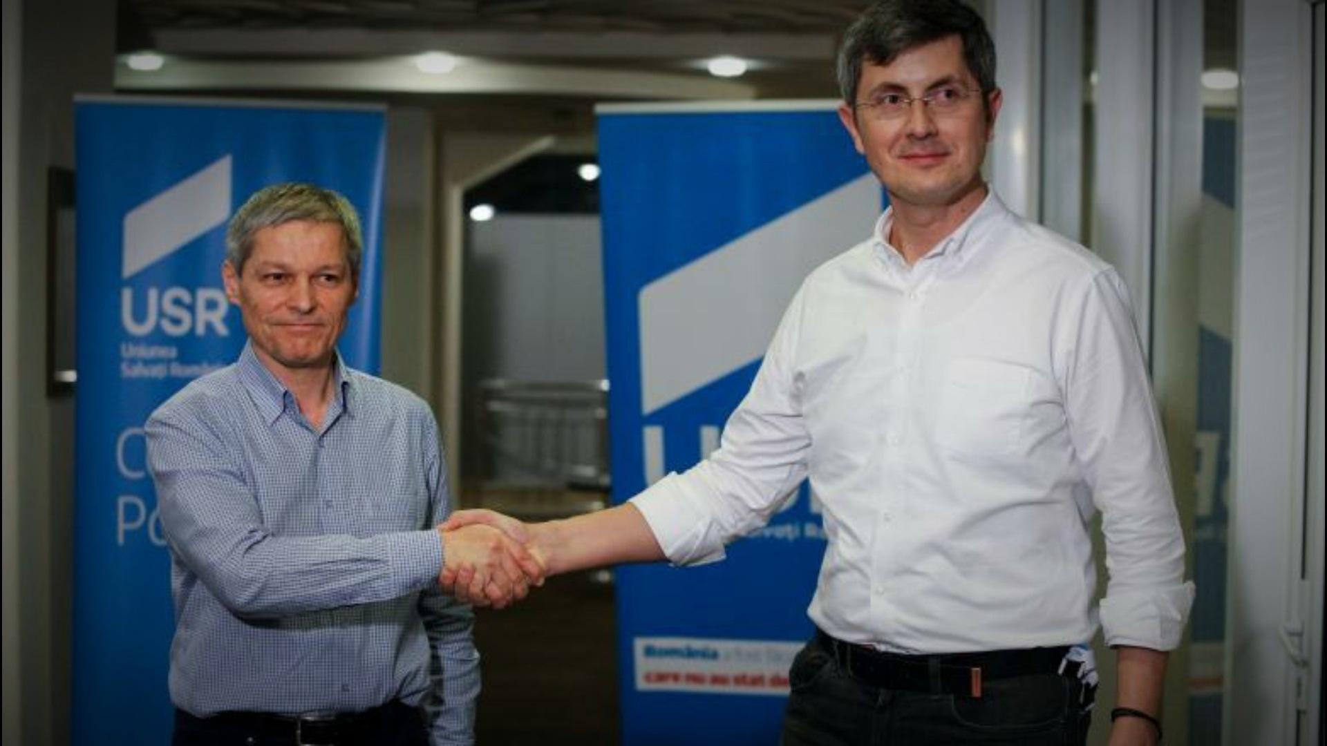 Dacian Cioloș propus ca premier din partea Alianței USR-PLUS