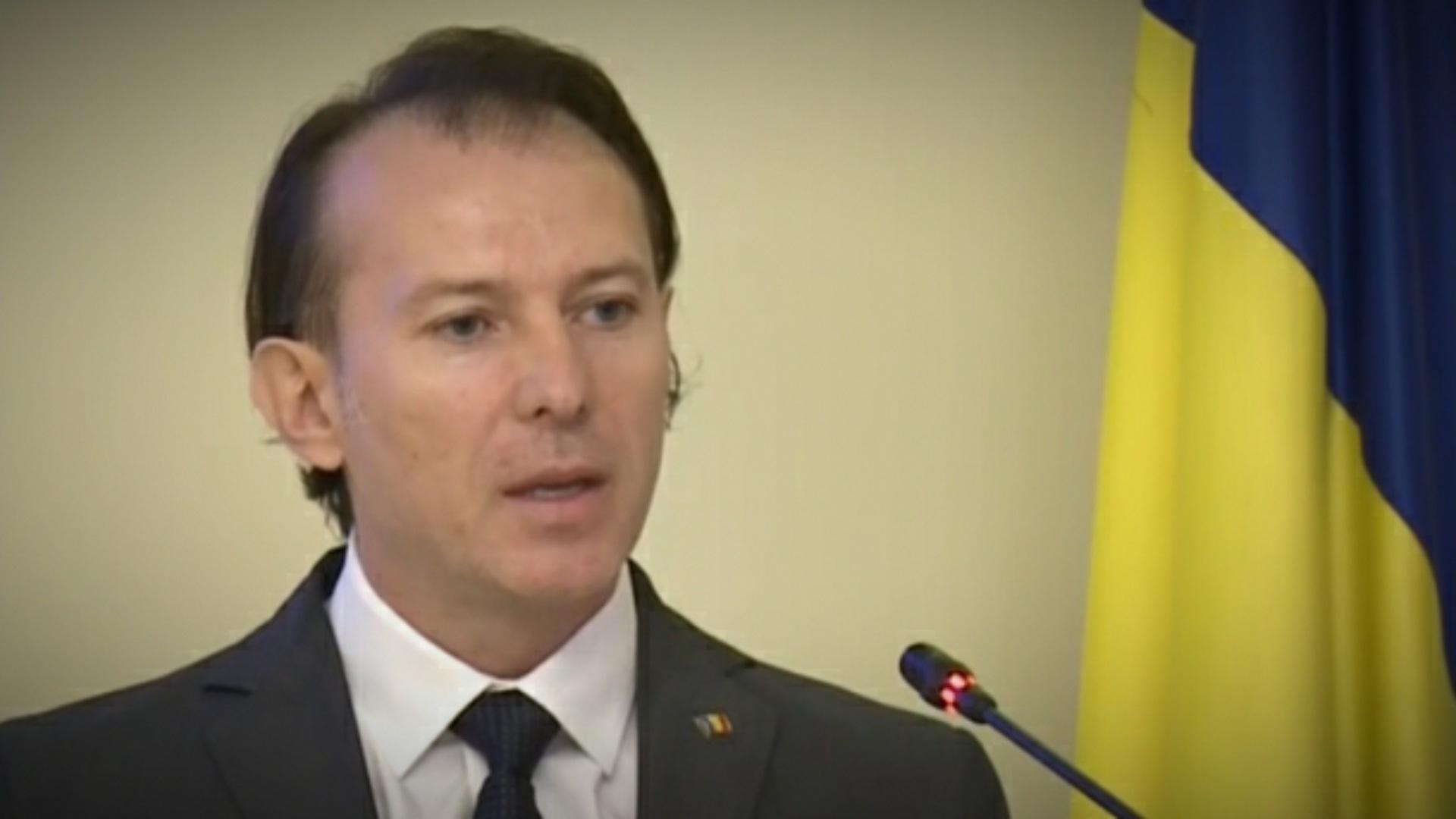 Preşedintele Klaus Iohannis: Am decis să desemnez pentru poziţia de prim-ministru pe Florin Cîţu