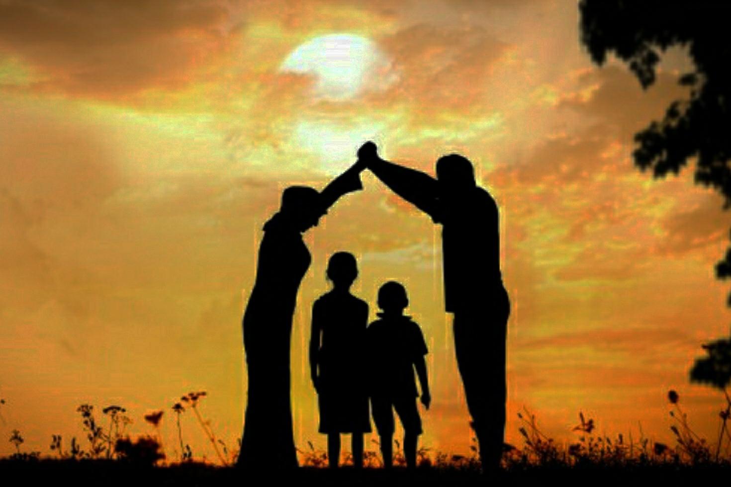 Părinții au cel mai important lucru! Încrederea copilului