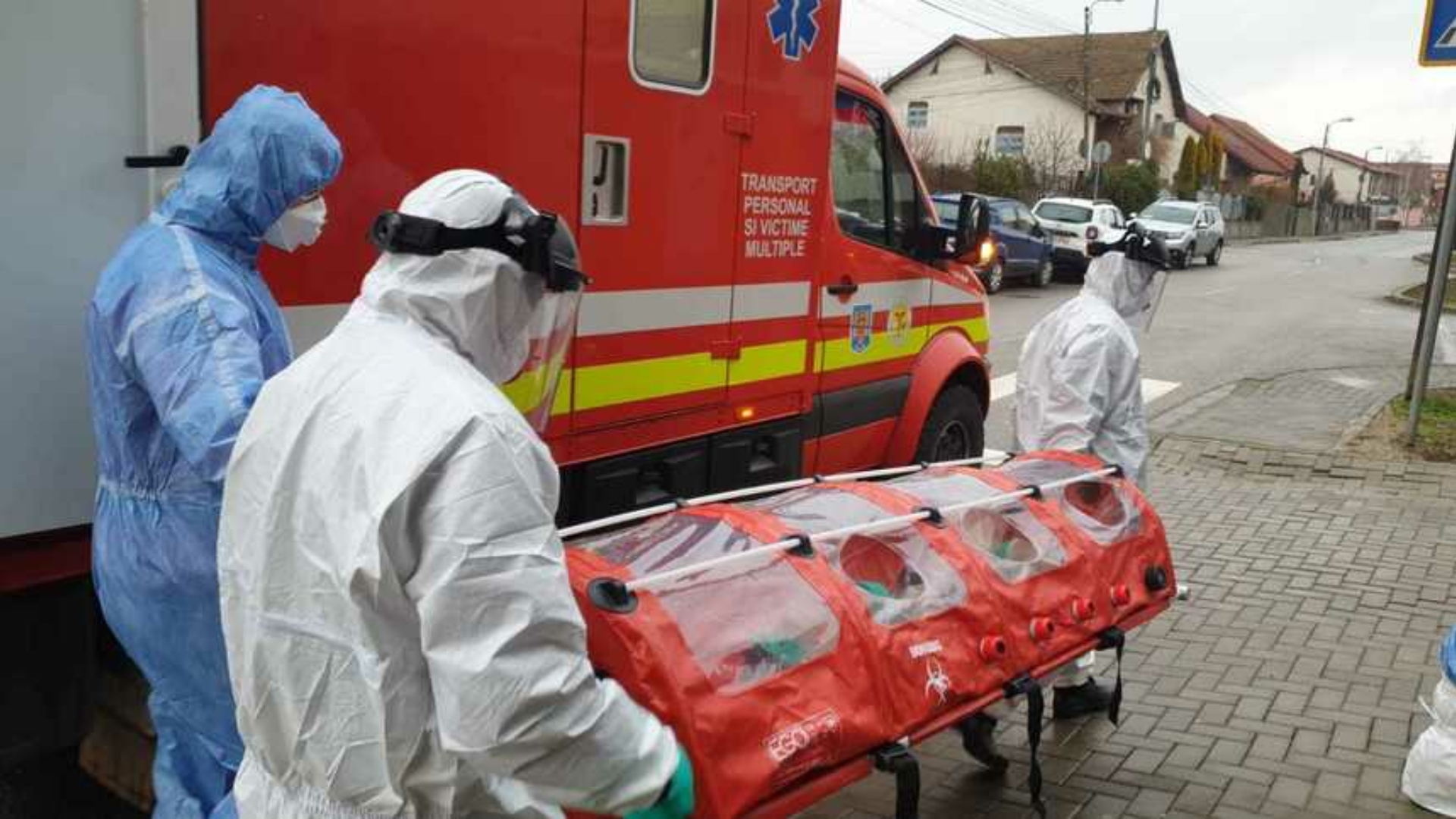 Au fost identificate persoanele care au intrat în contact cu femeia din Timișoara infectată cu COVID-19