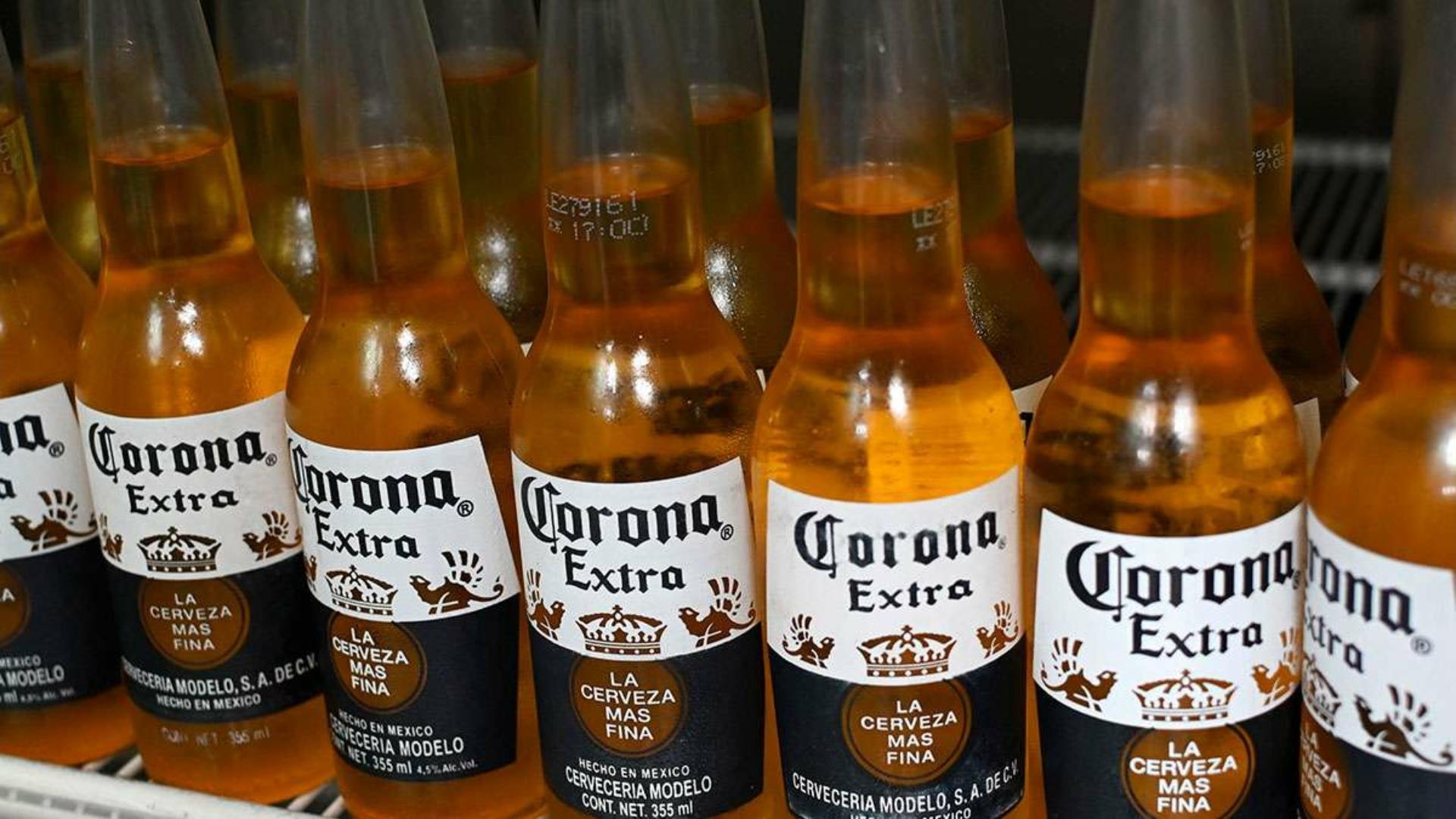 Compania care deține berea CORONA, raportează pierderi de 170 milioane de dolari