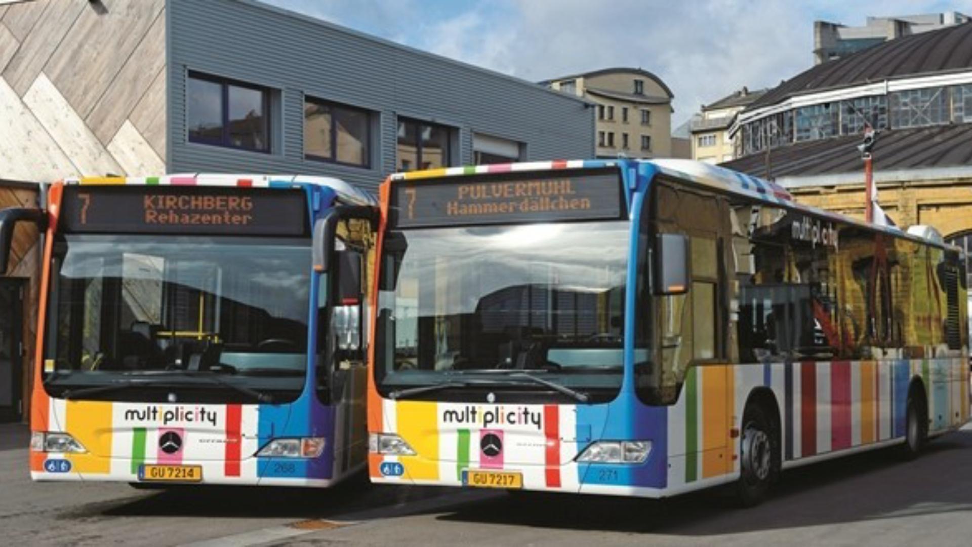 De astăzi 1 martie 2020, Luxemburg a devenit prima țară din lume care oferă transport public gratuit