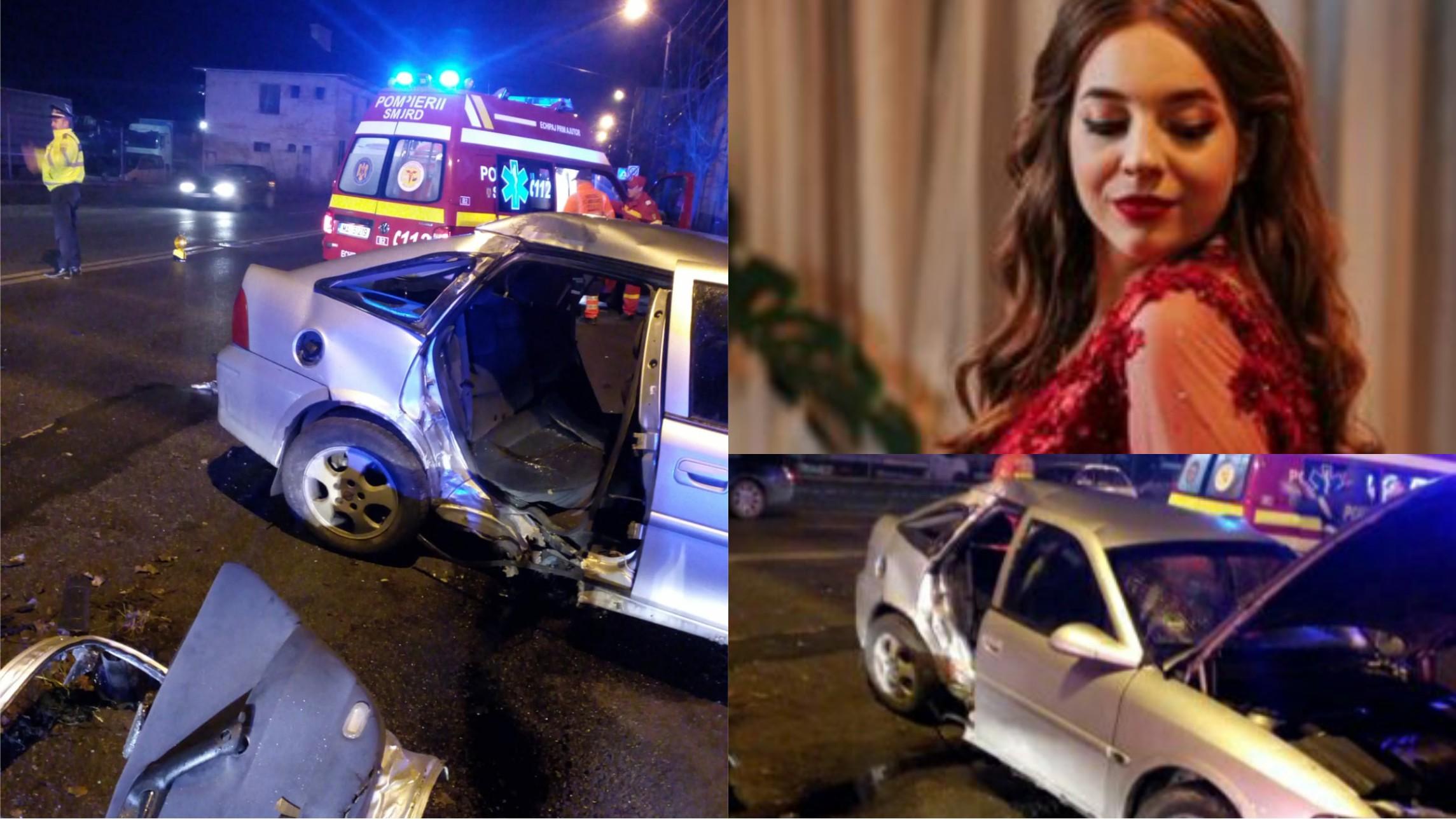 Tânăra de 18 ani, rănită grav în accidentul de la Dej părăsește această lume, însă va salva alte vieți!