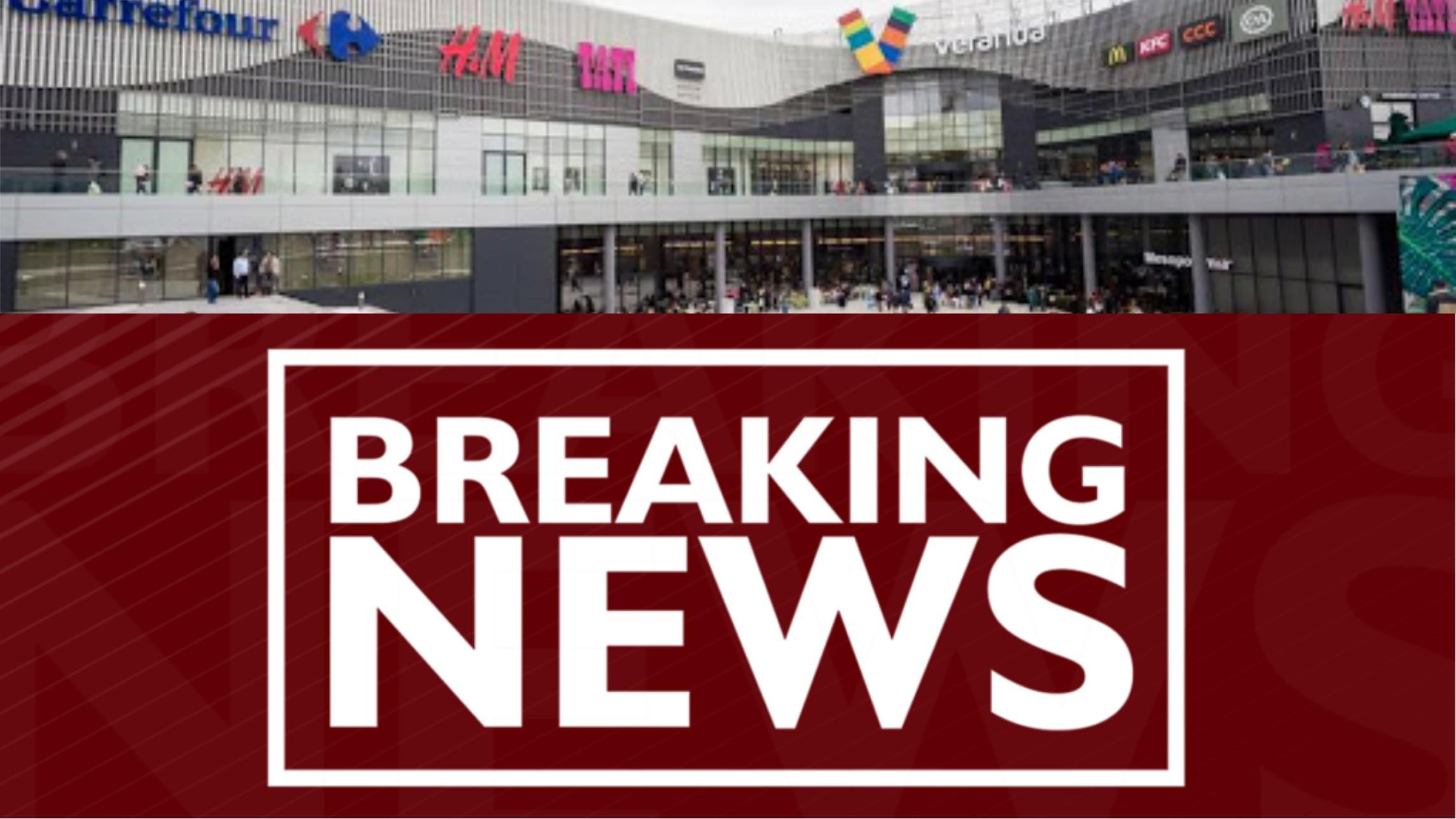 Video: SRI și Poliția în alertă! Alertă cu bombă prin 112, la mall Veranda