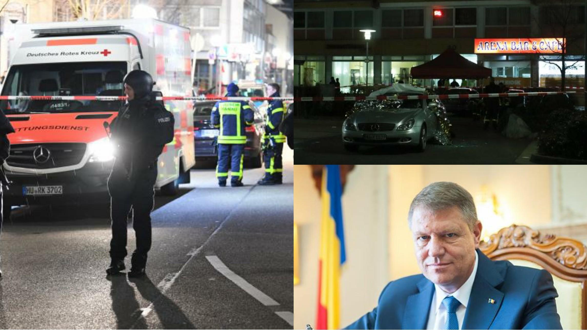 Un tânăr de 23 de ani, din România, ucis în atacul armat din Germania, președintele transmite condoleanțe familie îndoliate