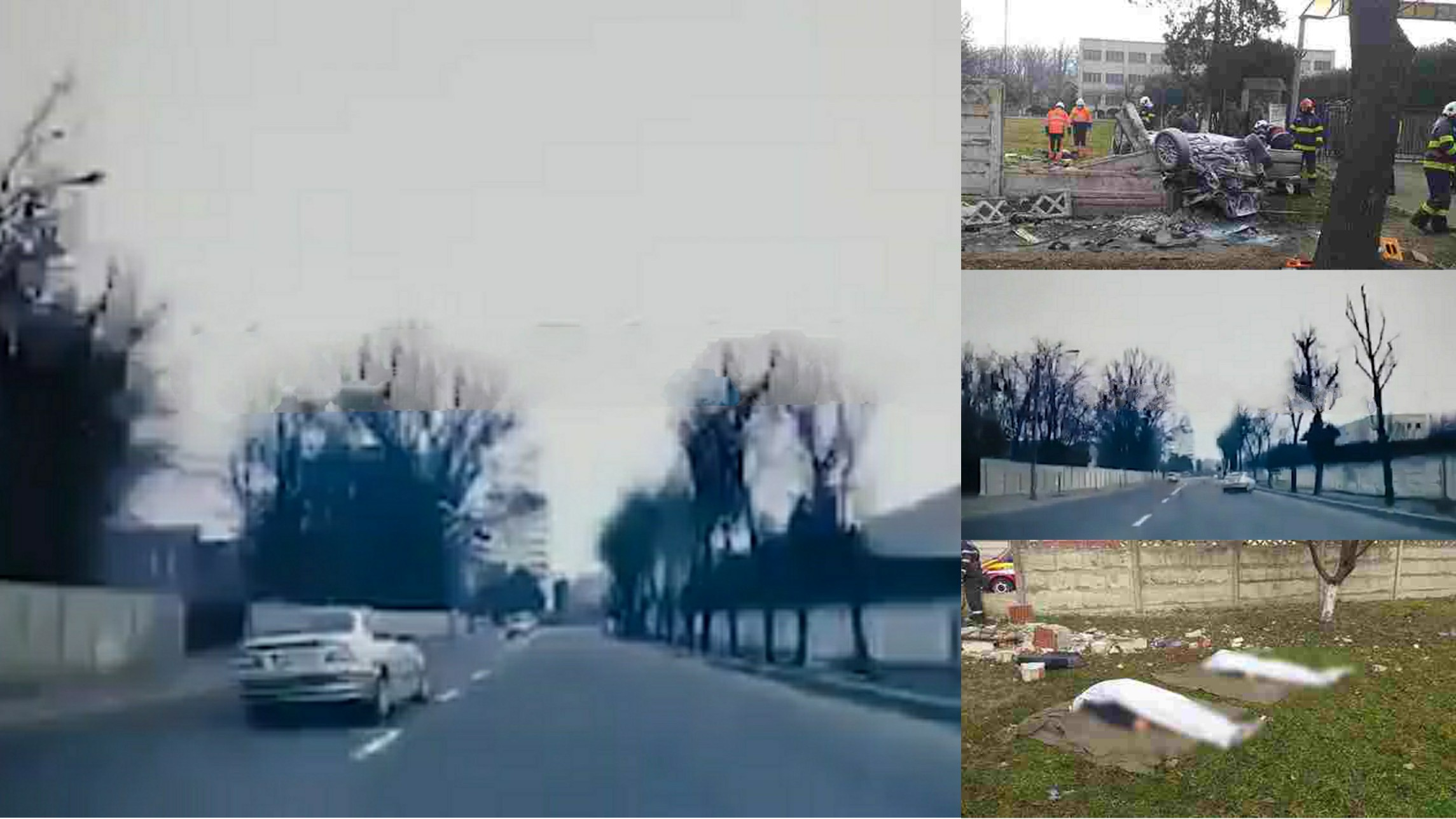 Video |  Imagini dinaintea tragicului accident mortal din Bârlad, în care și-au pierdut viața doi tineri!