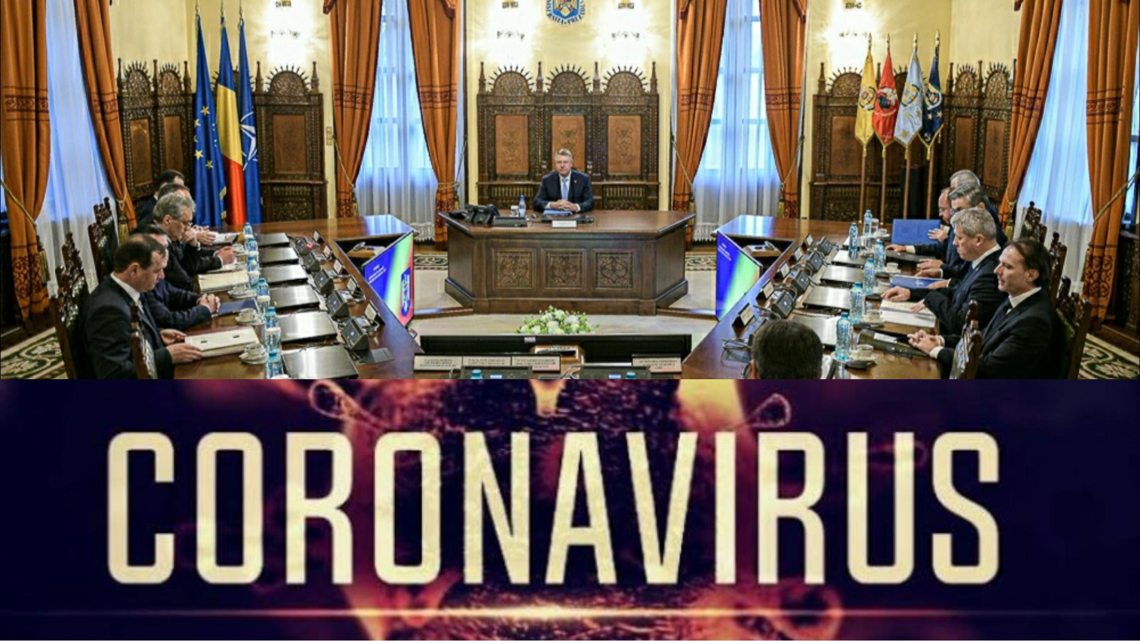 Klaus Iohannis convoacă CSAT în legătură cu o potențială epidemie de CORONAVIRUS în România