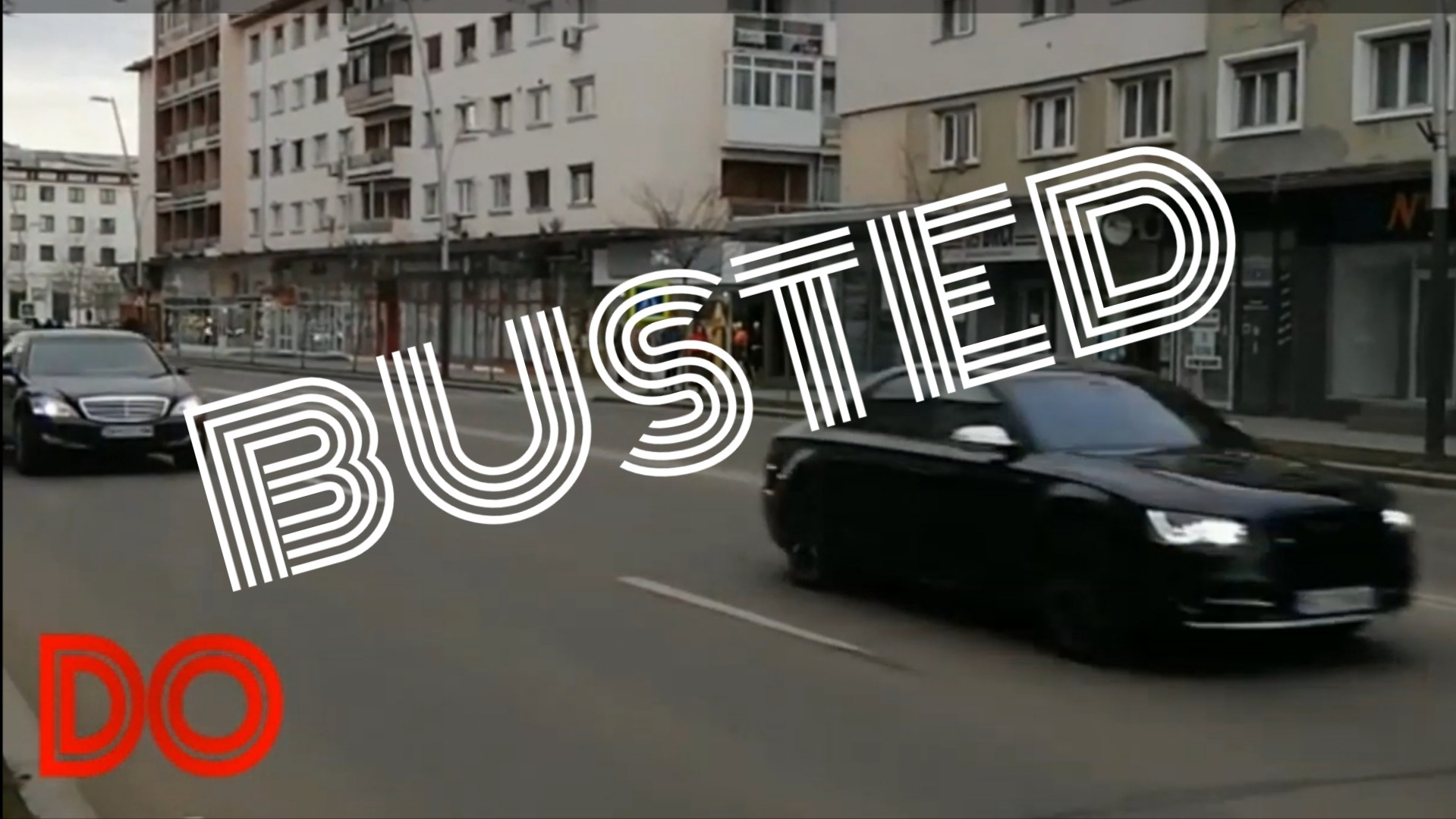Reacția Poliției din Bacău cu privire la cursa ilegală din Centrul Orașului!