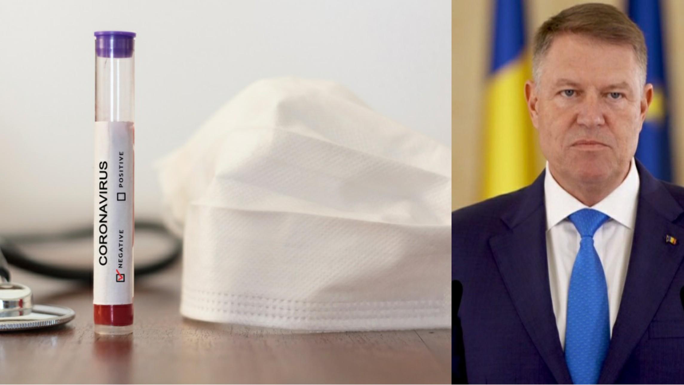 """""""Până în prezent nu avem niciun caz de coronavirus în România"""" anunță autoritățile și șeful statului"""