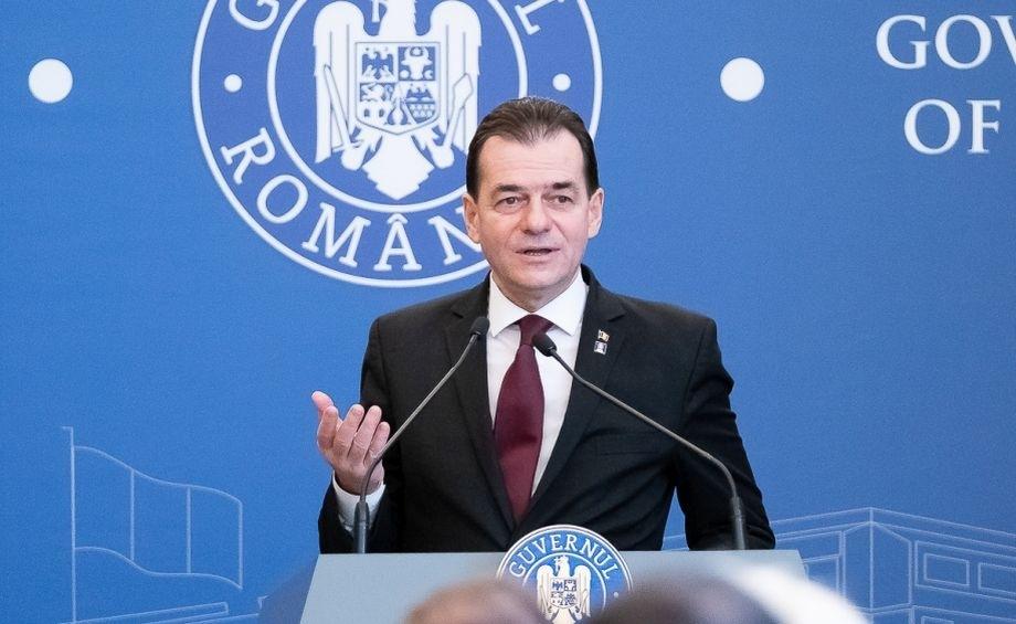 """""""Bairamuri, salarii nesimtite, sifonarea banului public"""". Premierul Orban desfiinteaza administratia Firea din Bucuresti"""
