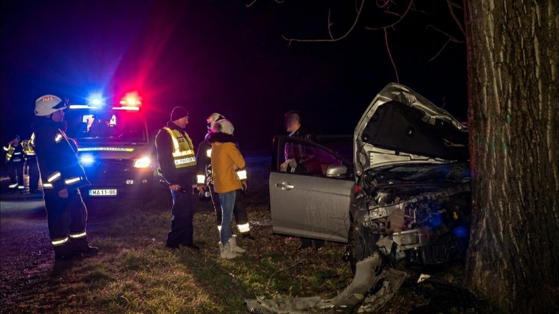 Foto | Patru români răniți într-un accident rutier în Ungaria, doi sunt în stare gravă!