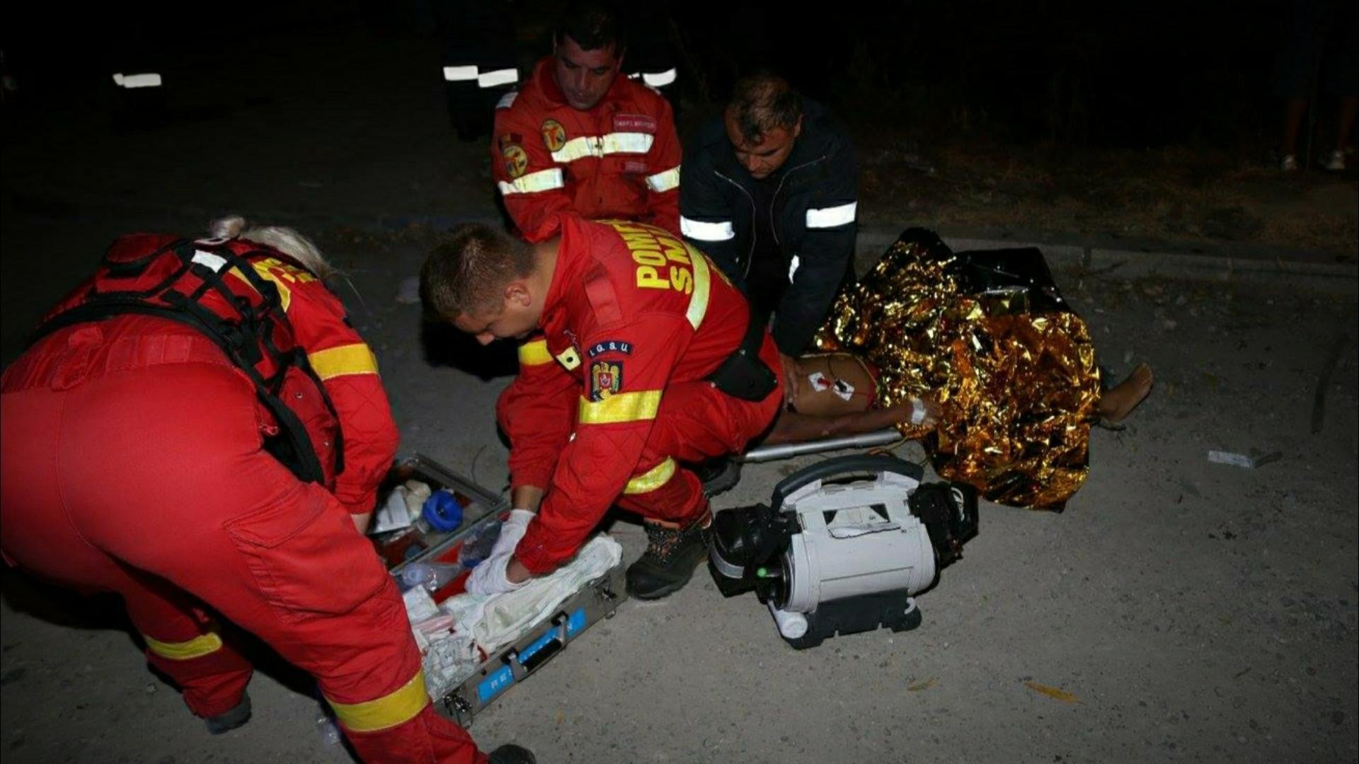Tragedie: O fetiță de 2 ani a murit, după ce a căzut de la etajul 4