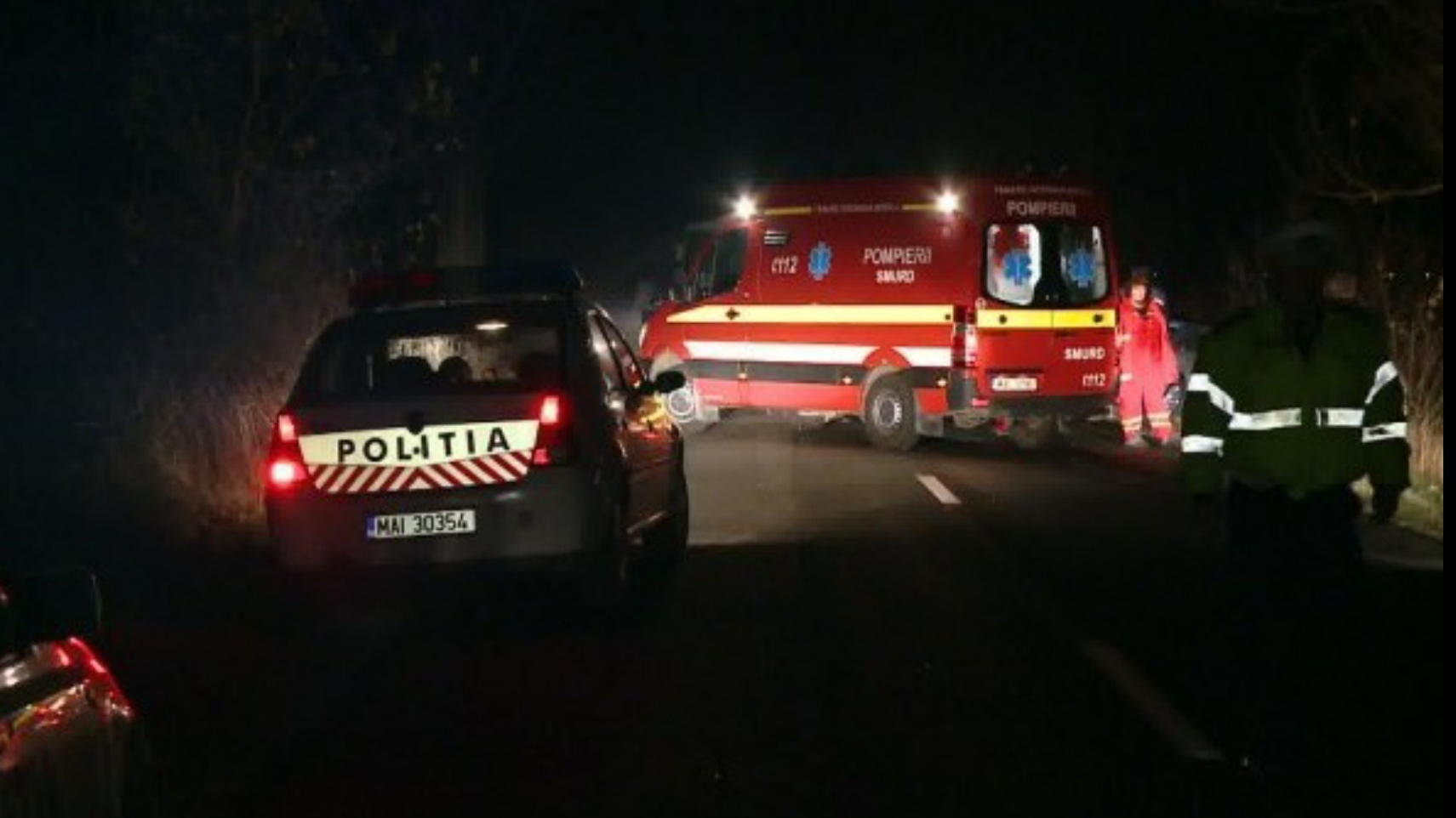 ALERTĂ în Vrancea: un băiat de 16 ani a MURIT după ce a fost lovit de o mașină! Șoferul a fugit de la locul accidentului!