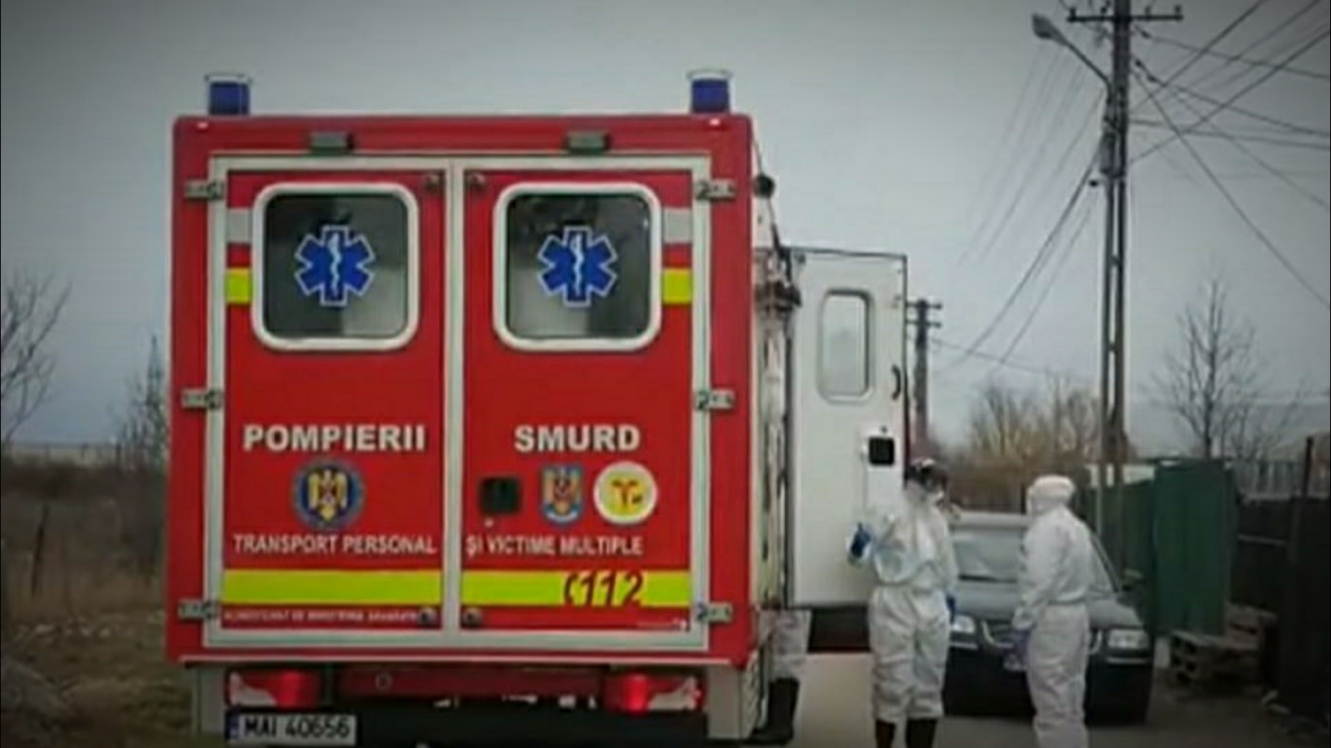 Centrul de carantină din Bacău! Un bărbat de 43 ani, venit ieri din Lombardia-Italia