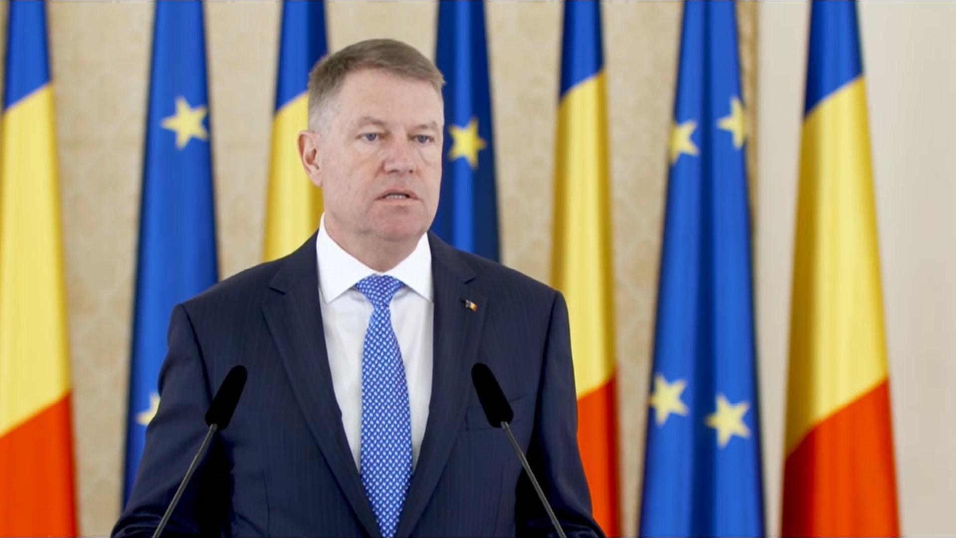 Decretul privind instituirea stării de urgență pe teritoriul României