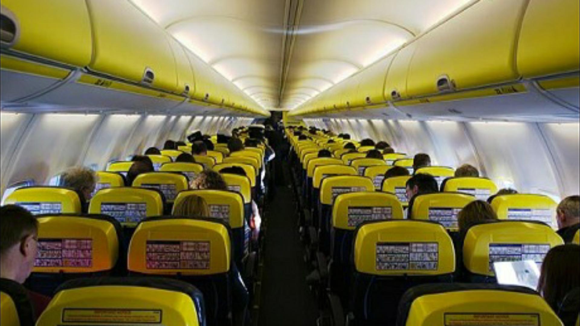 Un român infectat cu coronavirus a venit cu avionul de la Madrid la Otopeni