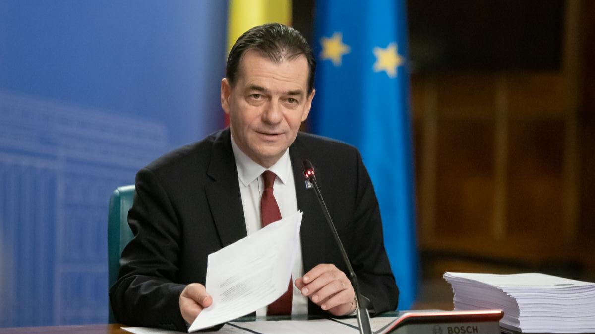 Ludovic Orban: Am decis majorarea pedepselor pentru falsul în declaraţii legat de epidemia de coronavirus