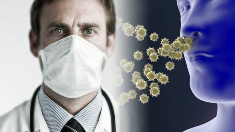 Un pacient infectat cu CORONAVIRUS și-a dat masca jos și a tuşit intenţionat spre medicii de la Spitalul Victor Babeş