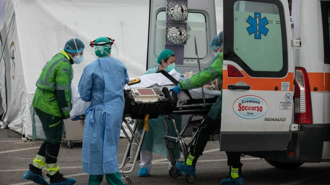 Situație dramatică în Italia: 793 de oameni au murit de coronavirus în ultimele 24 de ore