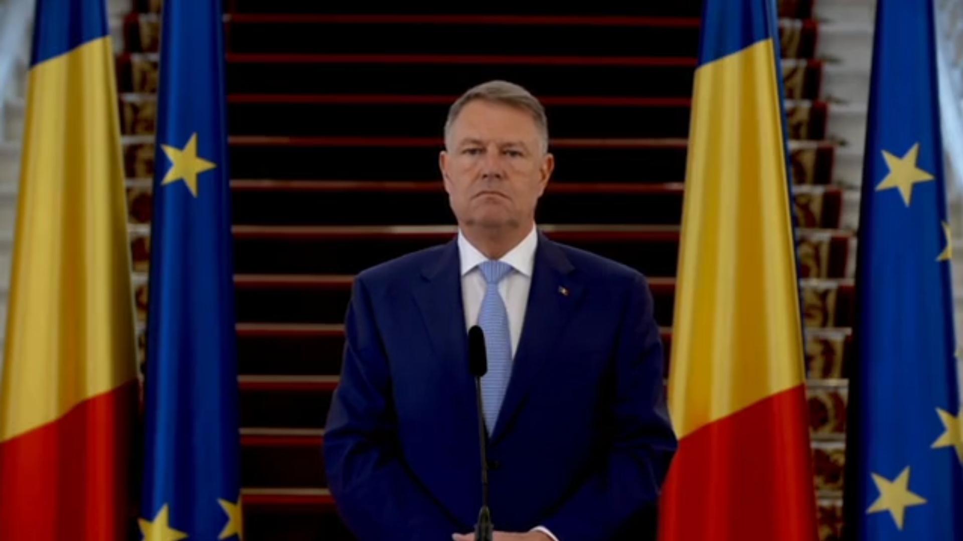 Klaus Iohannis: Ce a fost până acuma o recomandare devine o OBLIGAȚIE! Noi RESTRICȚII în România