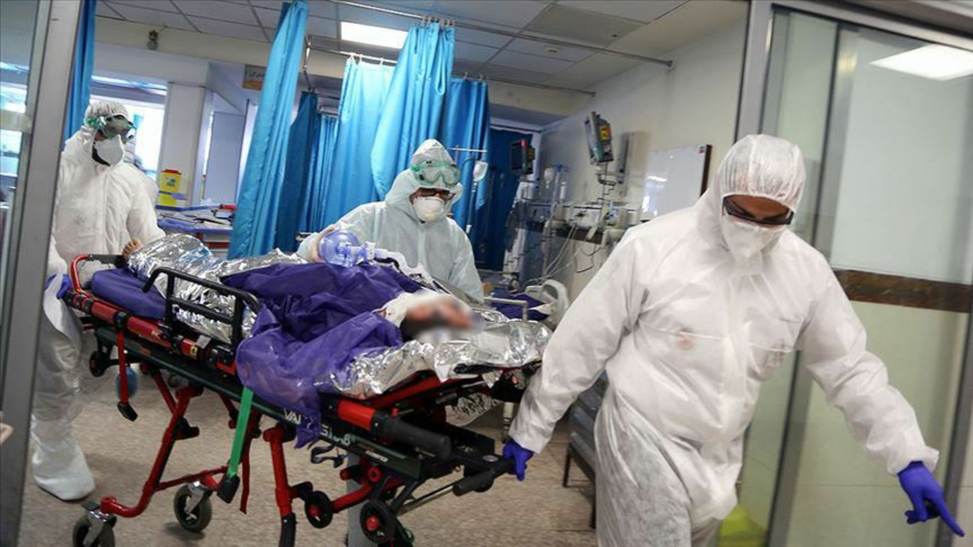 Al 25-lea deces al unui pacient infectat cu coronavirus, un bărbat din București