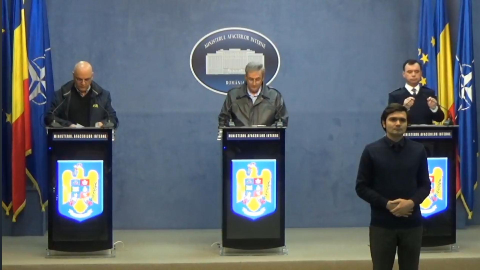 Ordonanța militară nr 4! Sunt măsuri dure, poate cele mai dure care s-au luat în România în ultimiii 30 de ani