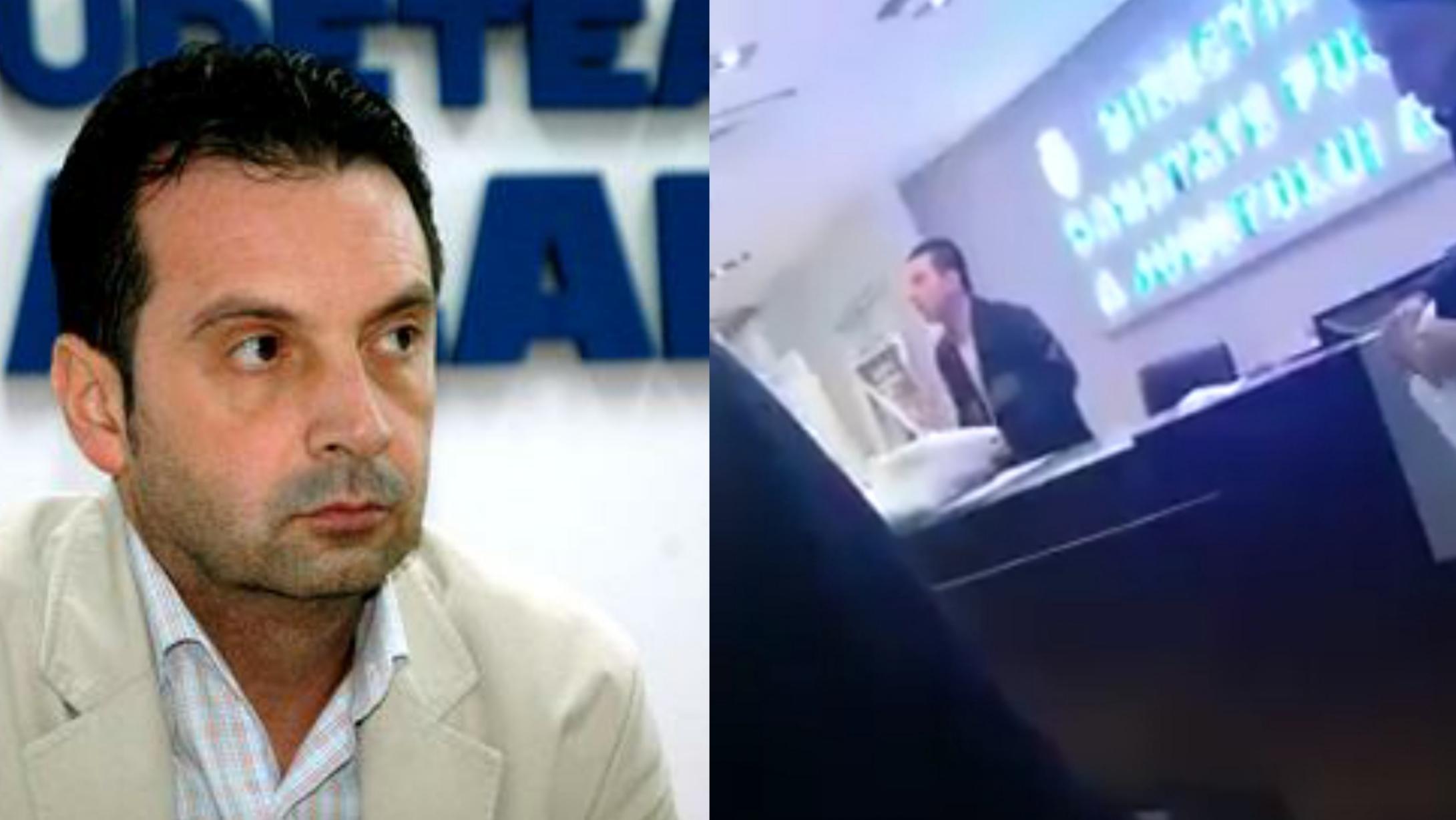 Video | Directorul DSP Arad, amenință și umilește cadrele medicale care cer autorităților echipamente de protecție