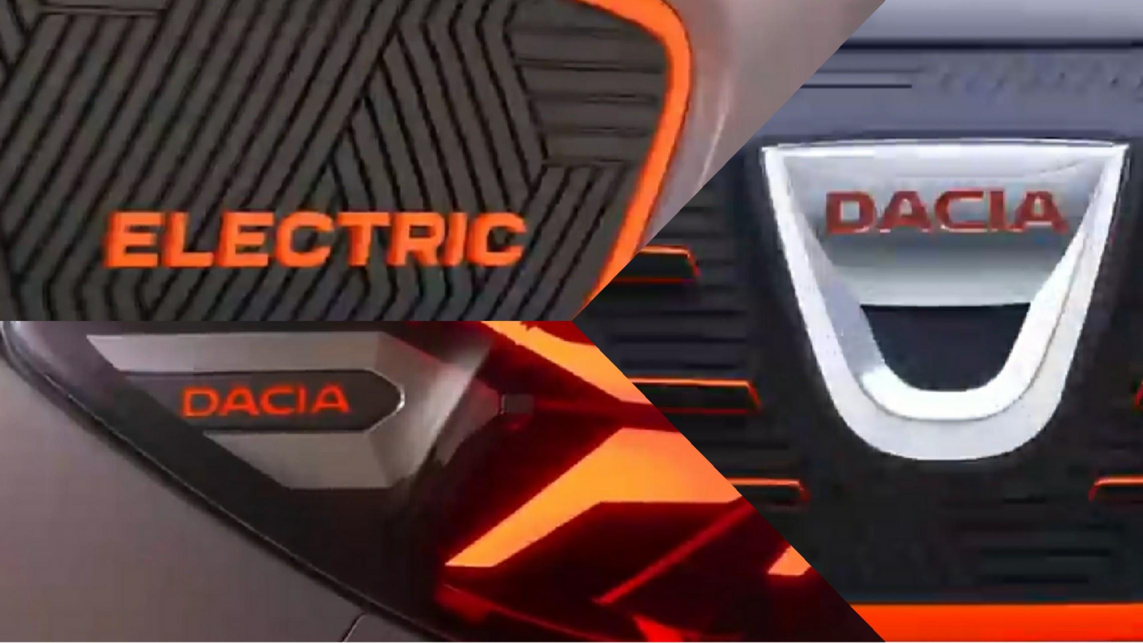 Dacia a lansat astăzi primul său model de mașină electrică 🔋⚡ Cum arată Dacia Spring?!