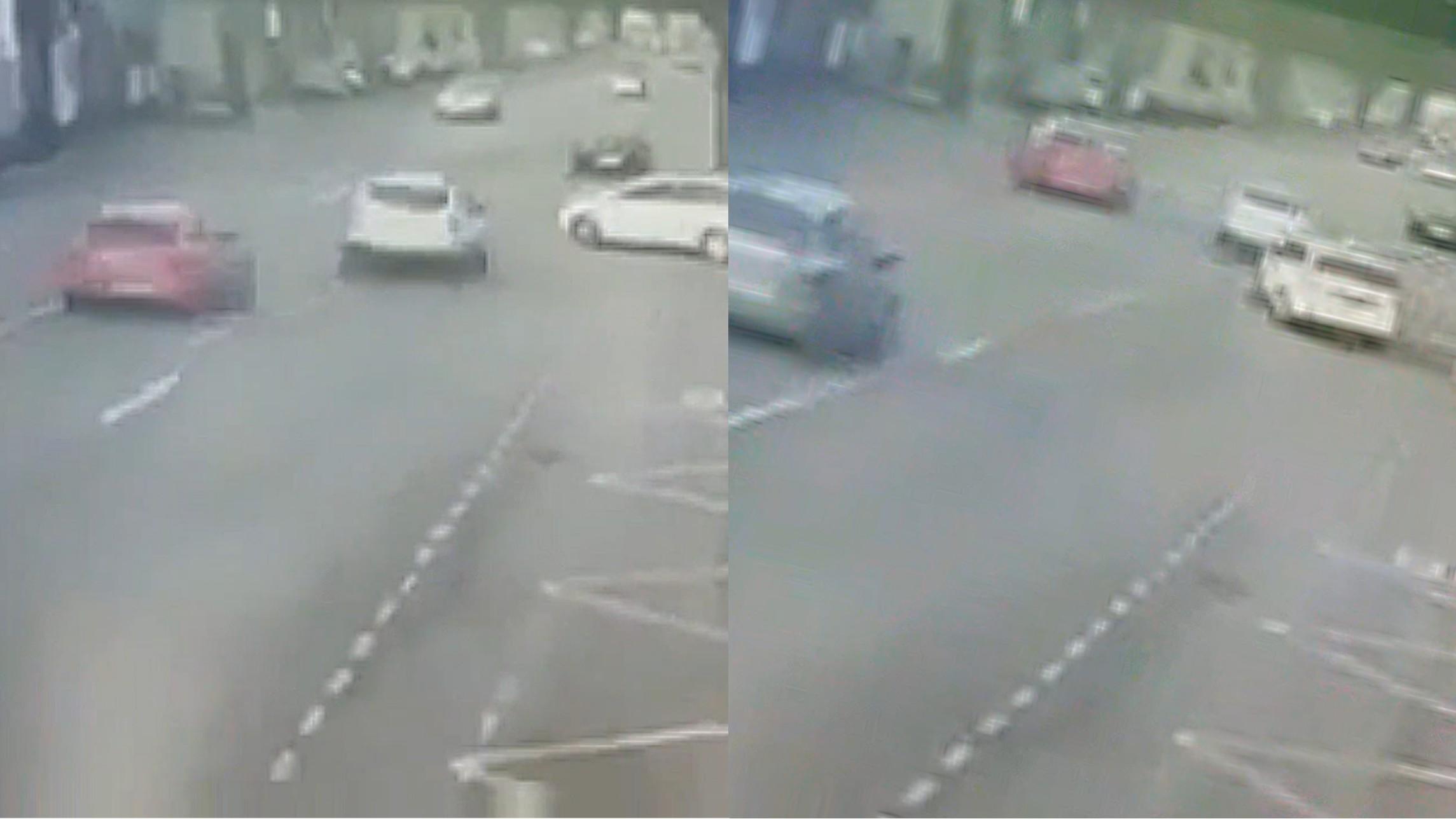 Video | Accident provocat! Imagini dinaintea tragicului accident din Brașov