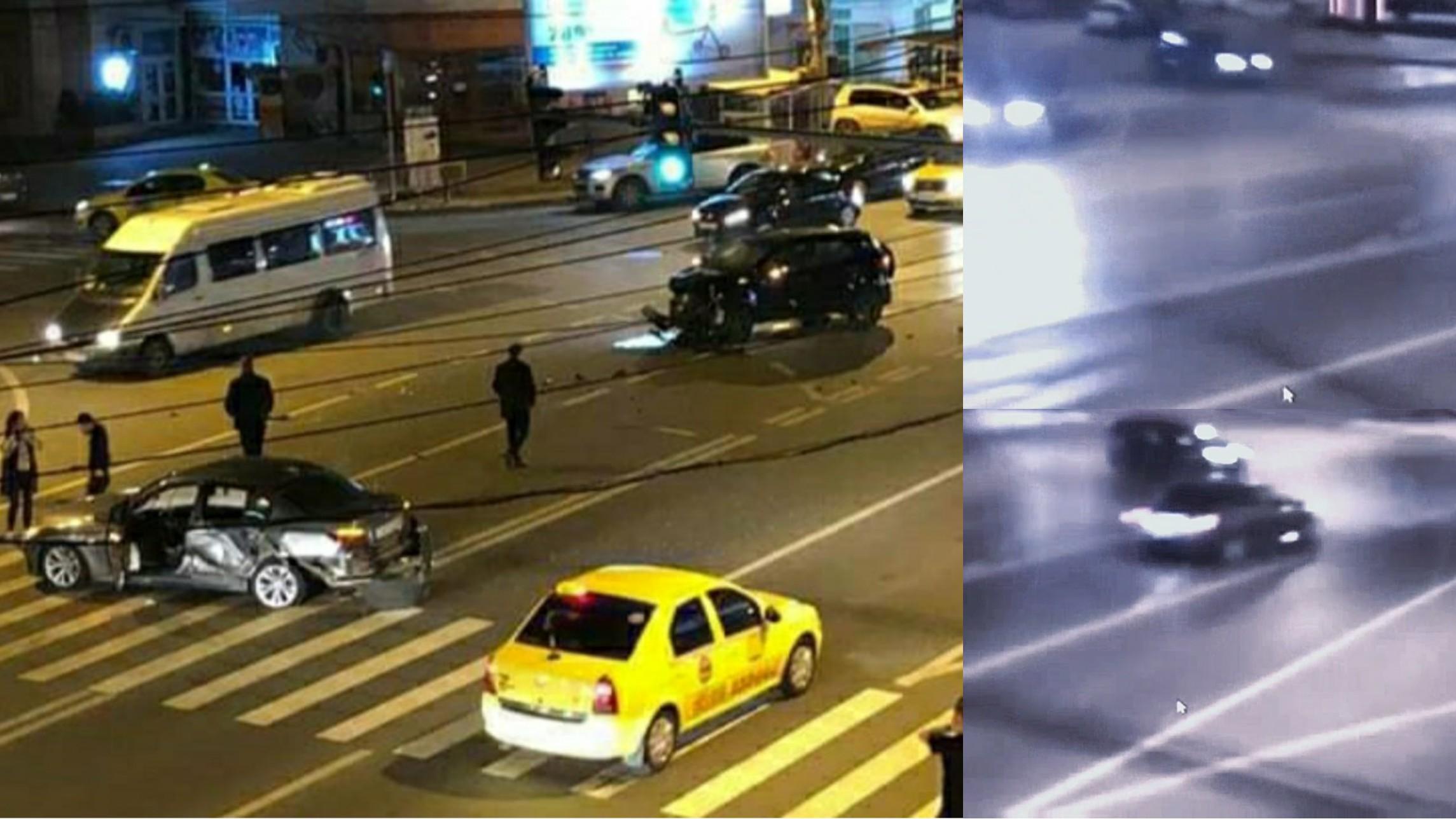 Video | Imaginile dinaintea accidentului în care a fost implicat Mihai Chirica, primarul municipiului Iași