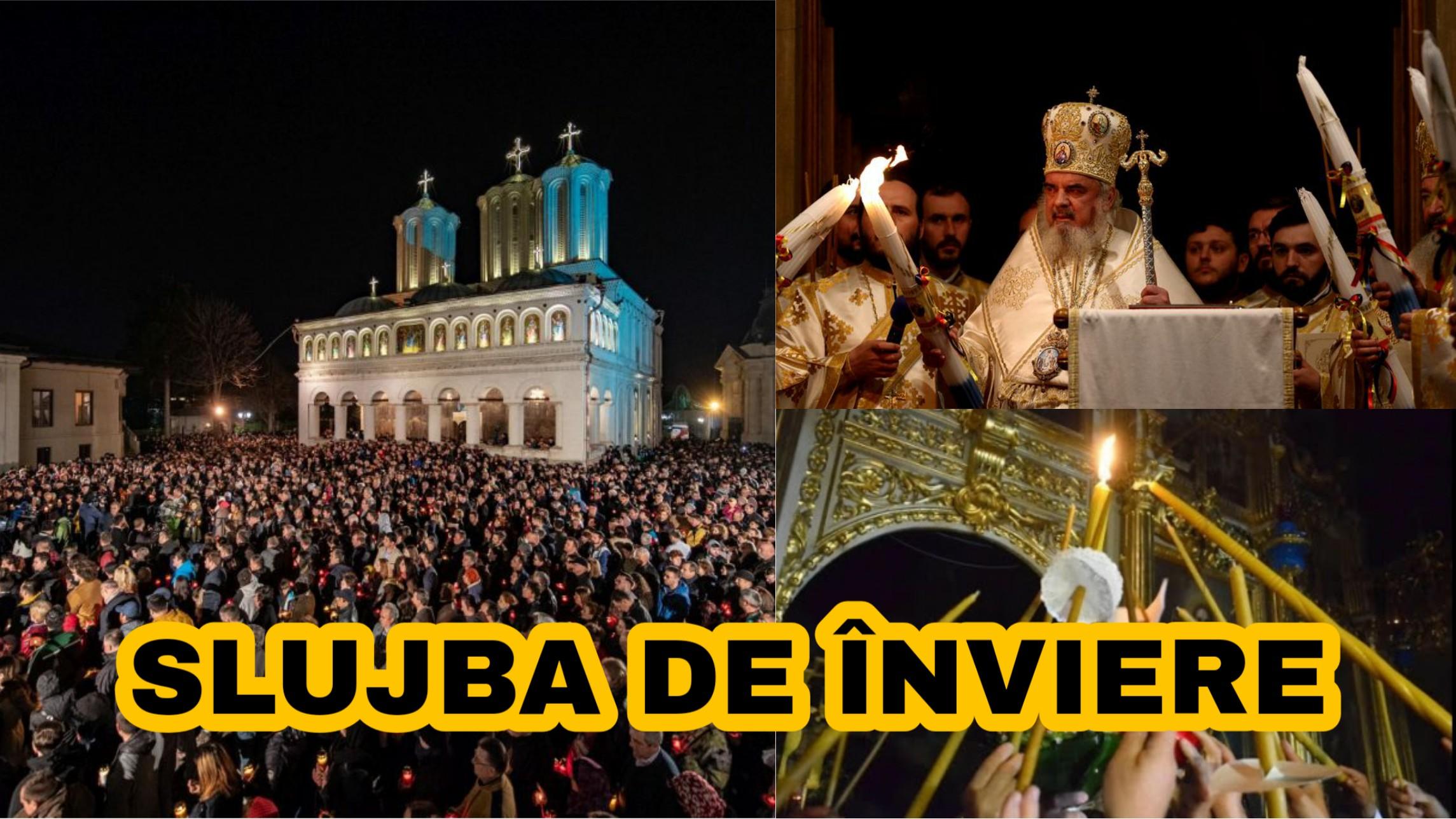 DECIZIA luată de Biserica Ortodoxă Română! Măsuri speciale pentru slujba de ÎNVIERE