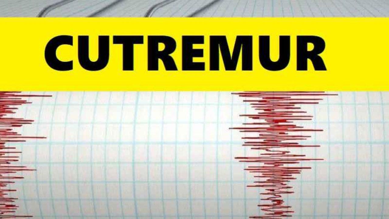 Cutremur de 4,5 pe scara Richter în Vrancea!
