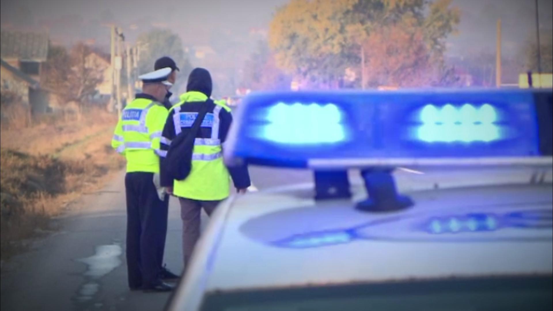 Un poliţist local a fost amendat de un poliţist rutier, pe care-l chemase în ajutor