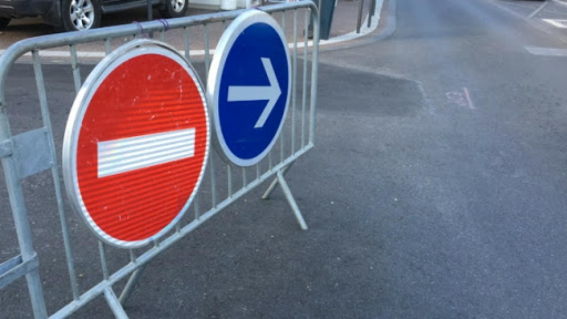 Infotrafic: Rute ocolitoare pentru orașul Ţăndărei, în urma măsurii de carantinare