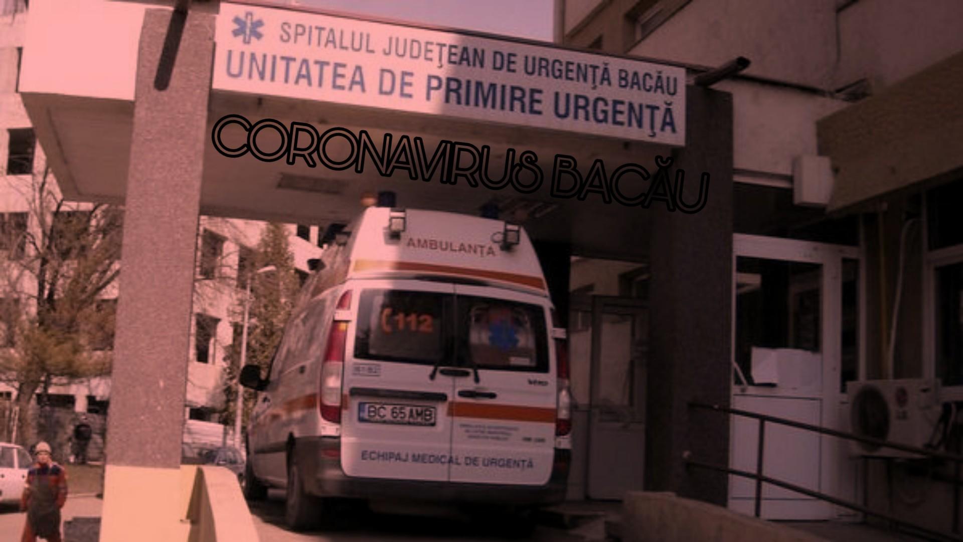 Primele informații oficiale: 19 băcăuani au fost confirmați cu coronavirus, 4 dintre aceștia fiind declarați decedați